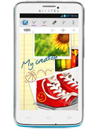 Alcatel One Touch Scribe Easy caracteristicas