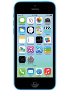 Apple iPhone 5C caracteristicas
