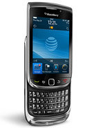 BlackBerry Torch 9800 caracteristicas