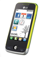 LG GS290 Cookie Fresh caracteristicas