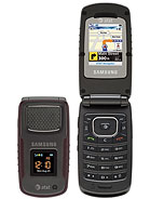 Samsung A837 Rugby caracteristicas