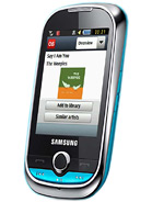 Samsung M3710 Corby Beat caracteristicas