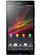 Sony Xperia ZL caracteristicas
