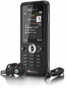 Sony Ericsson W302