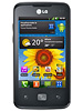LG Optimus Hub Movistar Chile