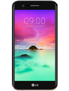 LG K10 (2017) en Movistar Chile