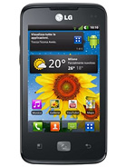 LG Optimus Hub en Claro Chile