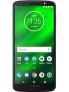Motorola Moto G6 Plus en Movistar Chile