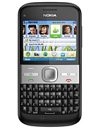Nokia E5 en Movistar Chile