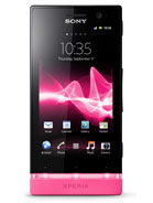 Sony Xperia U en Movistar Chile