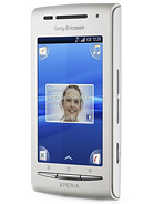 Sony Ericsson XPERIA X8 en Movistar Chile