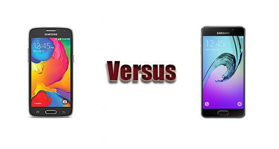 Samsung Galaxy Avant Vs Samsung Galaxy A3 2016